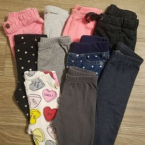 Legging/ pant bundle